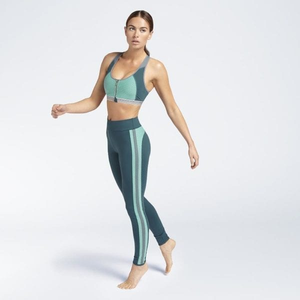 B ACTIVE Sport BH Reflecting Pond & Sportlegging Reflecting Pond