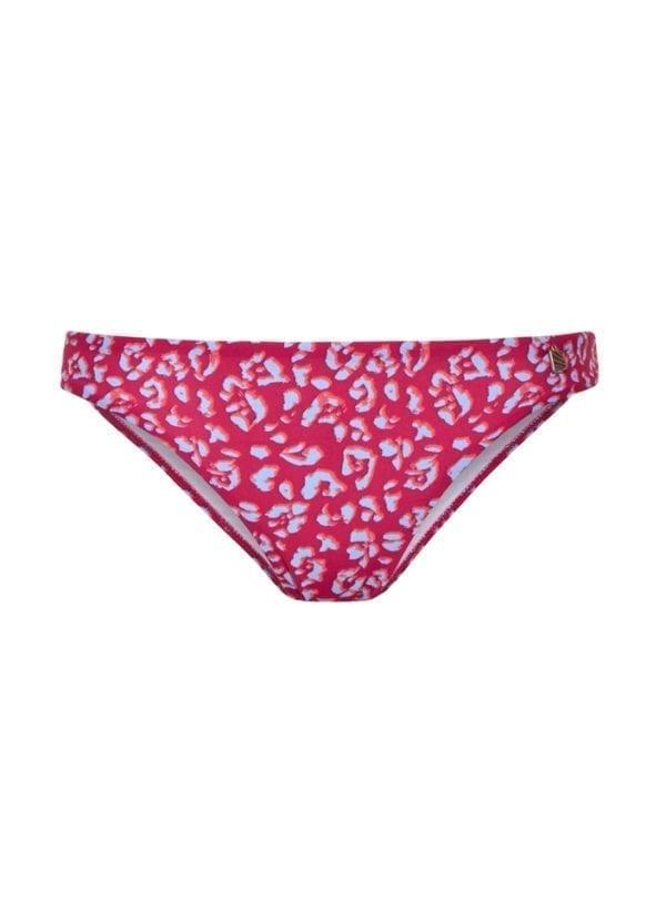 Beachlife Cheeky leopard bikini broekje 965207-557