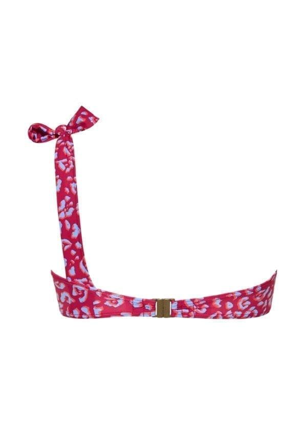Beachlife Cheeky leopard bikini top 965128-557
