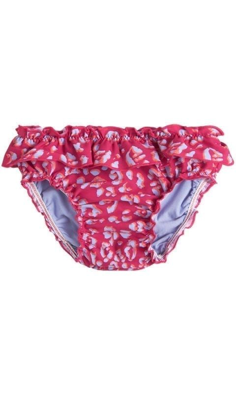 Beachlife Mini Early Bird Cheeky Leopard Bottom 965260-557