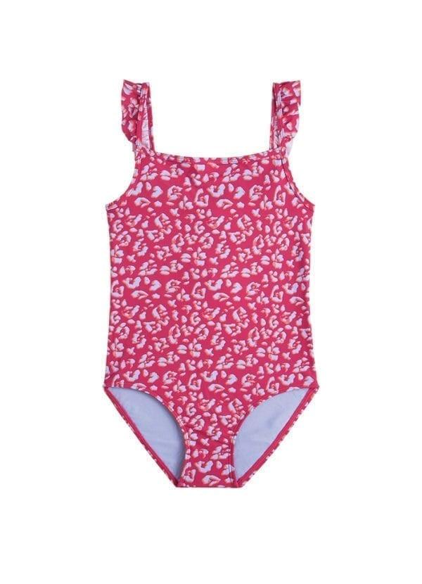 Beachlife Cheeky leopard meisjes badpak 965361-557