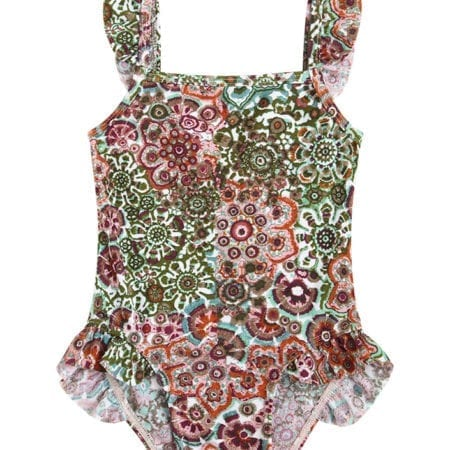 Beachlife Blossom boutique baby badpakje 960360-783