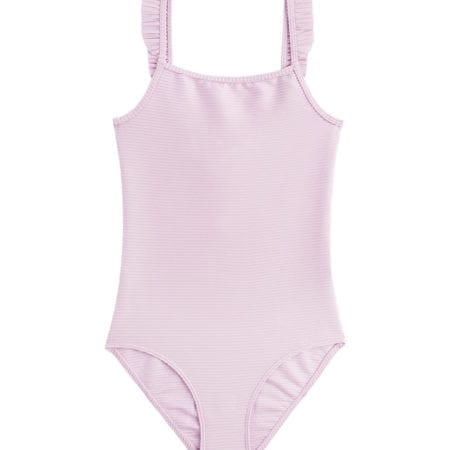 Beachlife Fragrant lilac mini meisjes badpakje 960361-270
