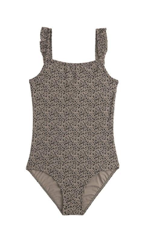 Beachlife Cheetah mini meisjes badpak 960361-960