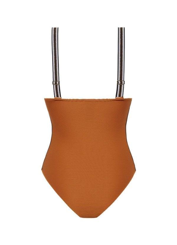 Beachlife Leather brown badpak 970302-961