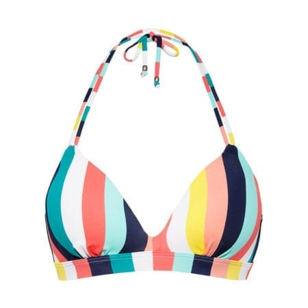 Beachlife Candy stripe bikini top 970106-158