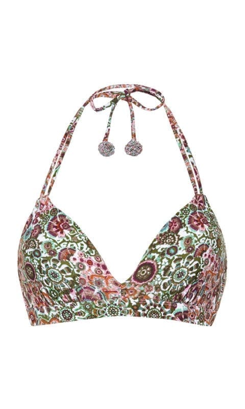 Beachlife Blossom Boutique bikini top 970106-783