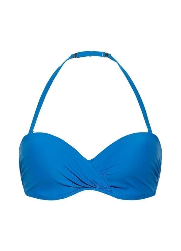 Beachlife Directoire blue bikini top 970120-688