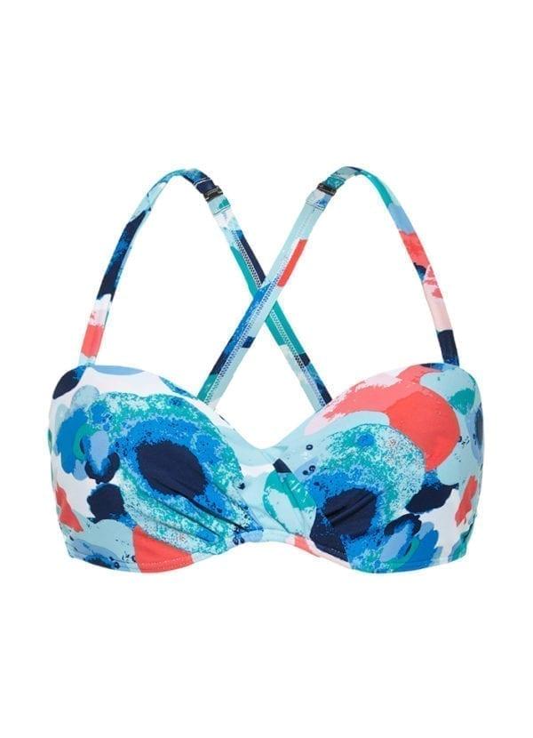 Beachlife Sporty spots bikini top 970120-690