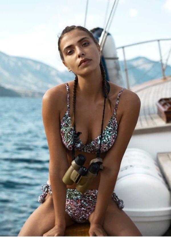 Beachlife Blossom boutique bikini top 970110-783