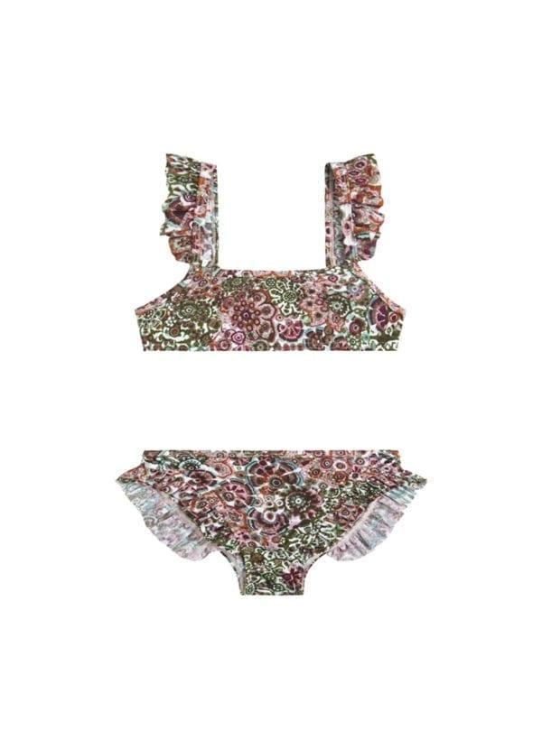 Beachlife Blossom boutique mini meisjes bikini 960160-783