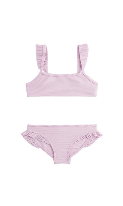 Beachlife Fragrant lilac mini meisjes bikini 960160-270