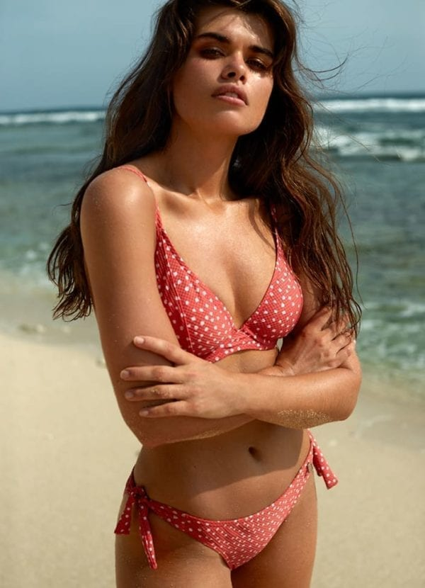 Beachlife Freckles bikini top 965110-272
