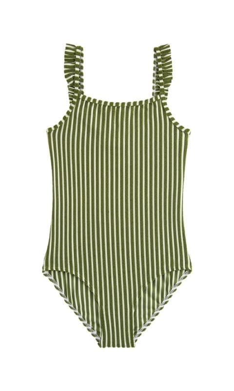 Beachlife Cypress stripe mini meisjes badpak 965361-068
