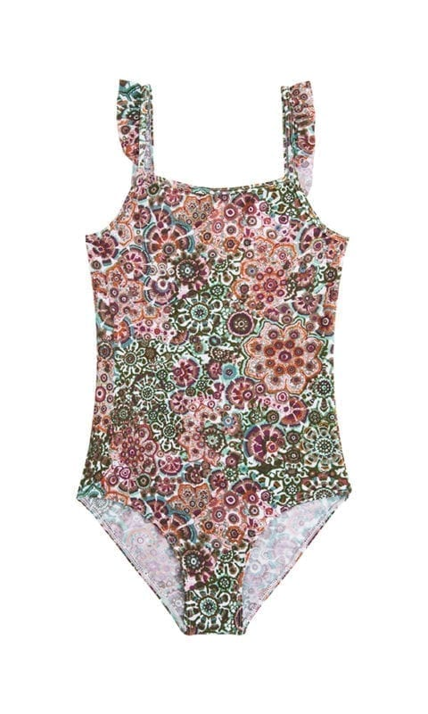 Beachlife Blossom boutique mini meisjes badpak 965361-783