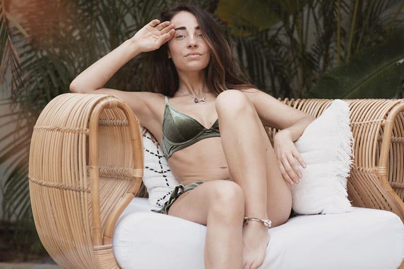 Beachlife blog Green Velvet
