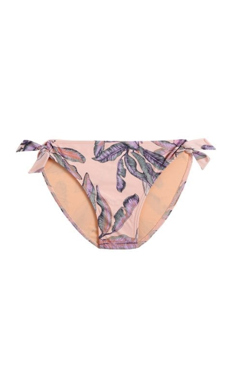 Beachlife Tropical Blush meisjes bikinibroekje