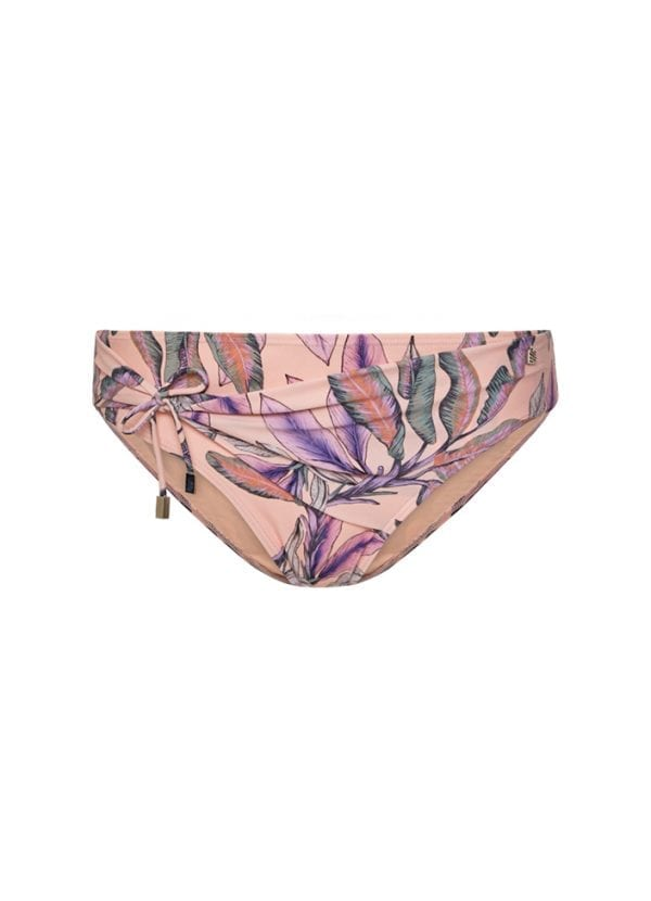 Beachlife Tropical Blush hoog bikinibroekje