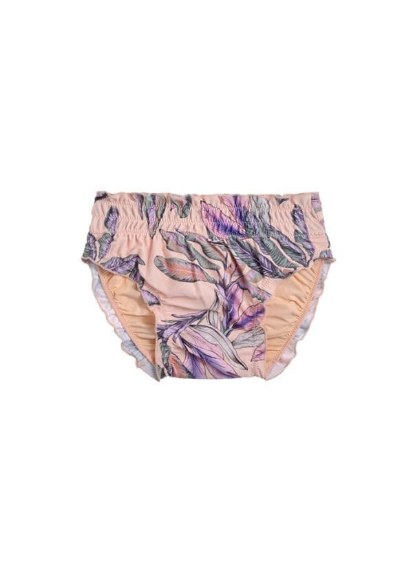 Beachlife Tropical Blush baby swim bottom 6 months - 2 years