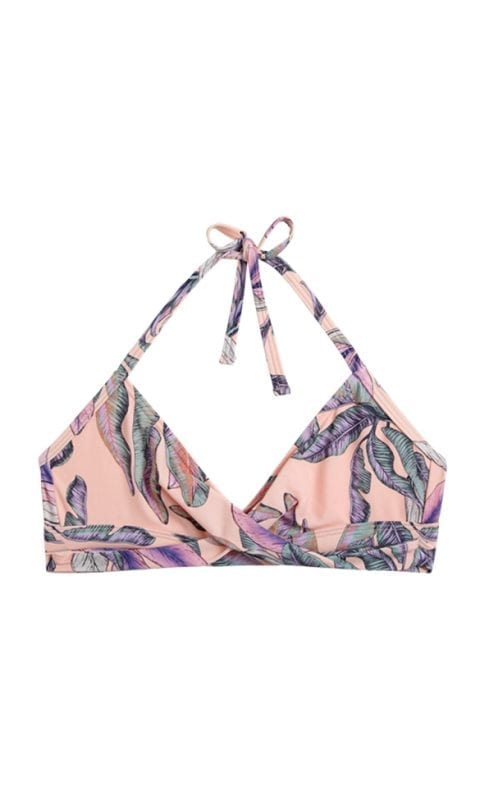 Beachlife Tropical Blush meisjes bikinitop 8 t/m 16 jaar