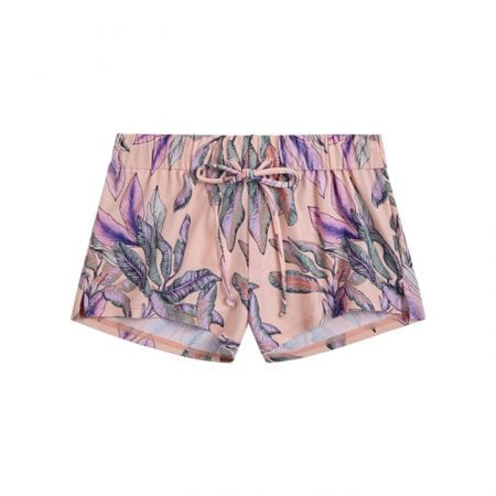 Beachlife Tropical Blush girls shorts 1 - 16 years