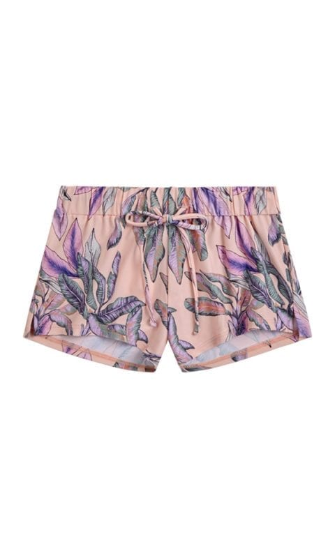 Beachlife Tropical Blush meisjes short 1 t/m 16 jaar