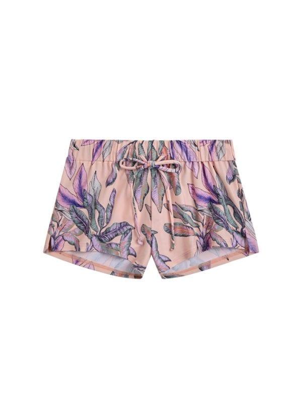 Beachlife Tropical Blush meisjes short 1 t/m 16 jaar