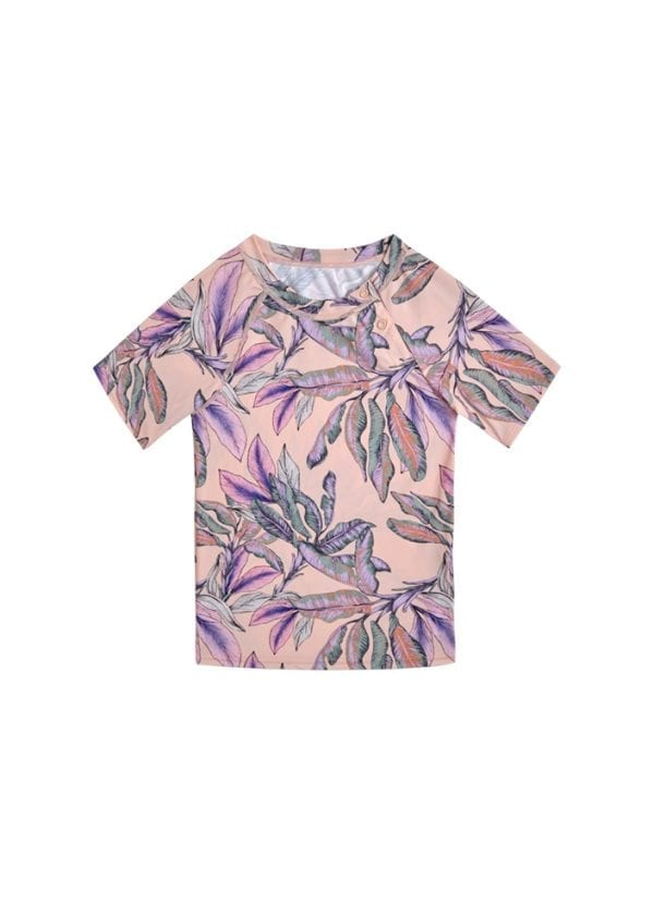 Beachlife Tropical Blush kids UV-shirt 6 maanden t/m 10 jaar