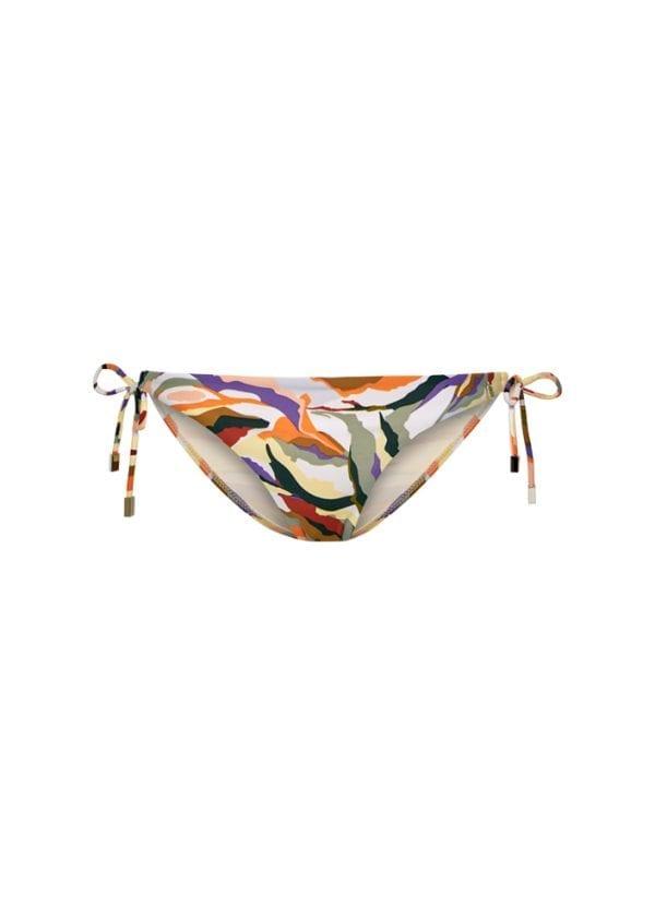 Beachlife Artisan side tie bikini bottom Regular fit
