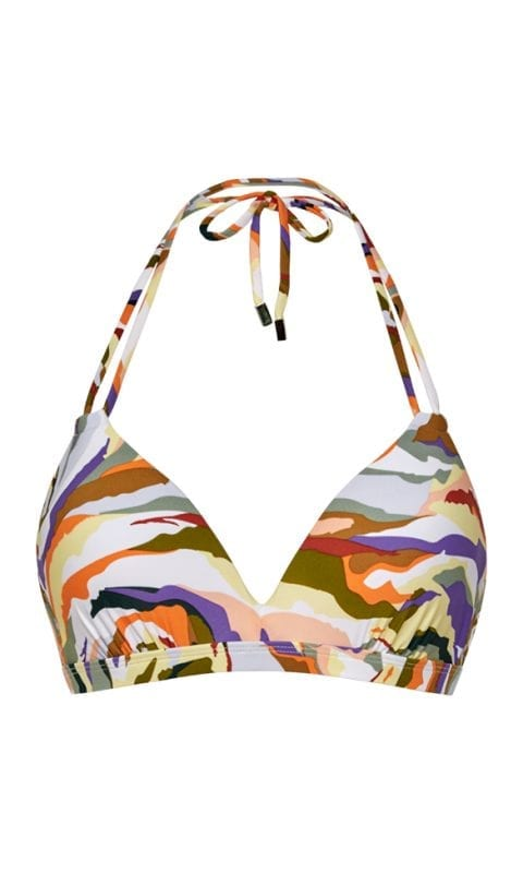 Beachlife Artisan halter bikini top Padded and Wired