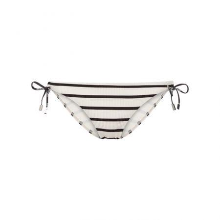 Beachlife Blanc de Blanc strik bikinibroekje