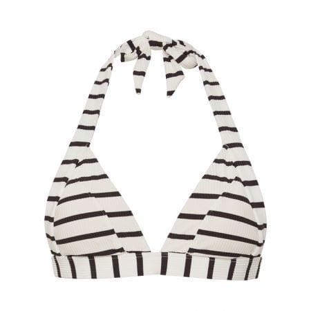 Beachlife Identity triangle bikini top Removable padding
