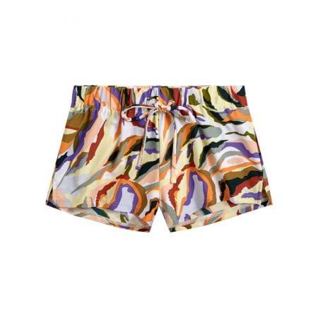 Beachlife Artisan girls shorts 4 - 16 years
