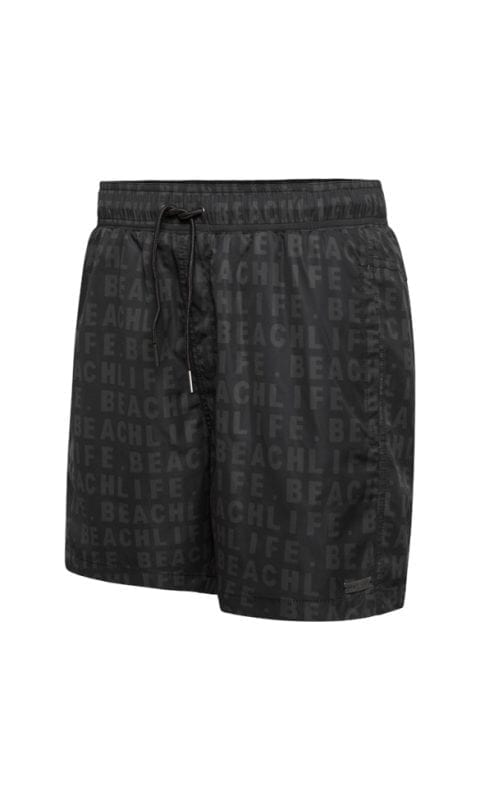 Beachlife Grey men's swim shorts