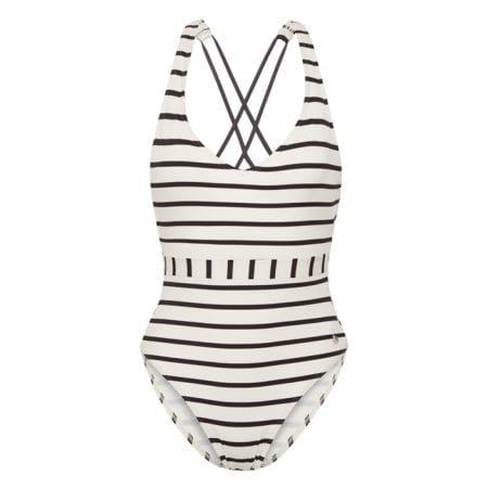 Beachlife Identity V-neck swimsuit Removable padding