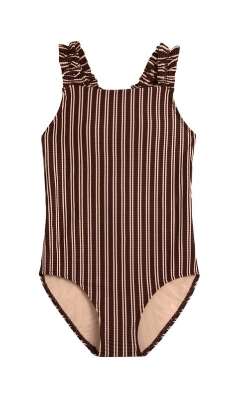 Beachlife Sweet Coffee girls swimsuit 6 months - 16 years