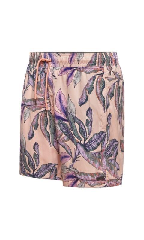 Beachlife Tropical Blush men's swim shorts