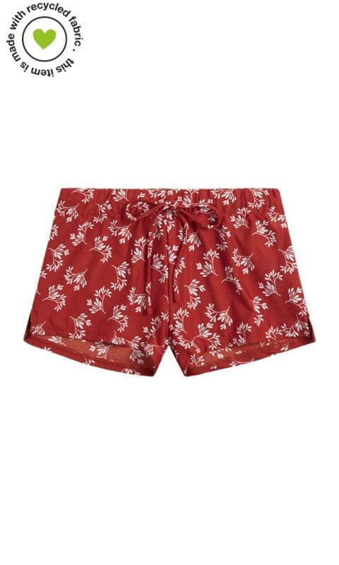 Beachlife Little Leaves meisjes bikinishort 1 t/m 12 jaar