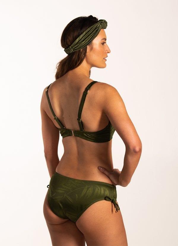 Beachlife Pesto lace-up bikinibroekje Lage fit