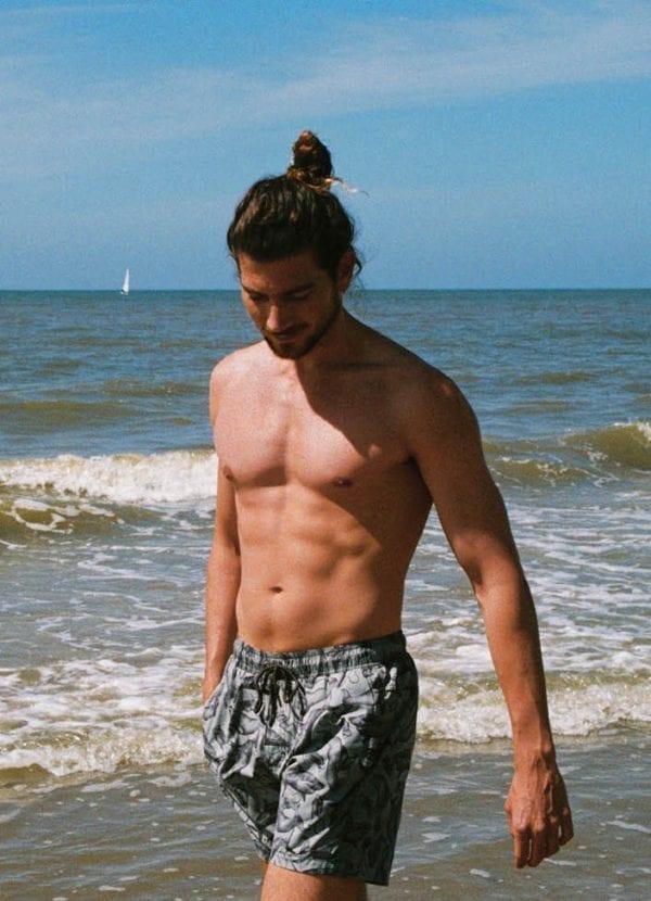 Beachlife swimwear heren zwembroek Sea Life SS21