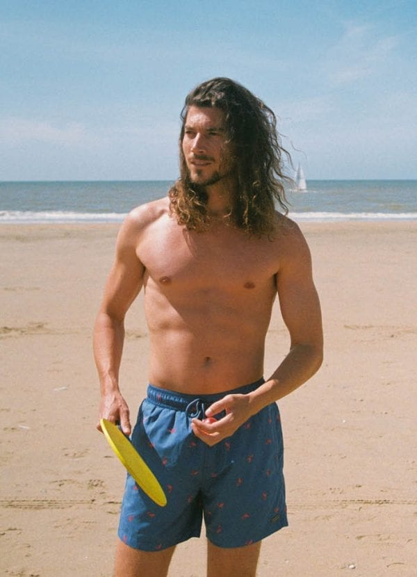 Beachlife swimwear men's swim shorts Sharks SS21