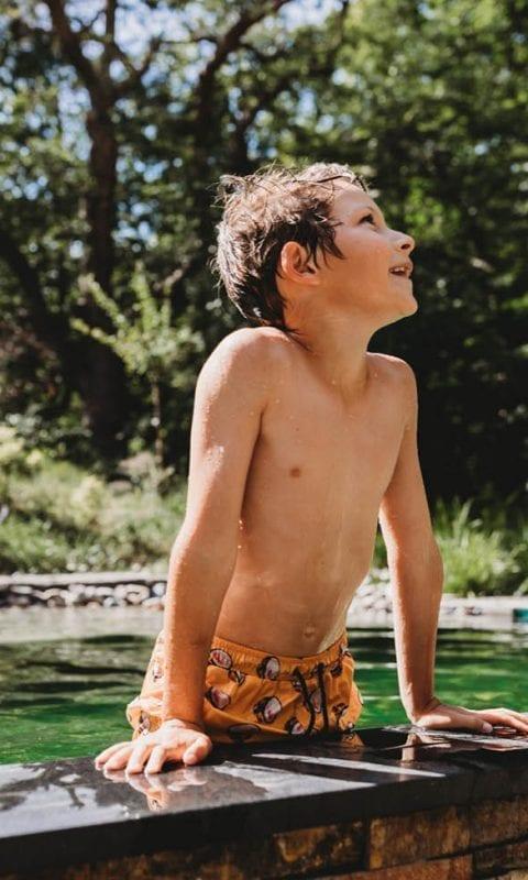 Beachlife swimwear Kids swim shorts Coconuts SS21