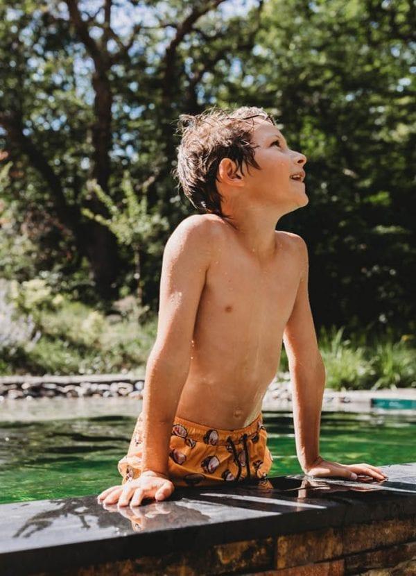 Beachlife swimwear Kids zwembroek Coconuts SS21