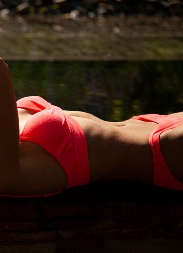 Beachlife swimwear Neon Hype SS21 bikini