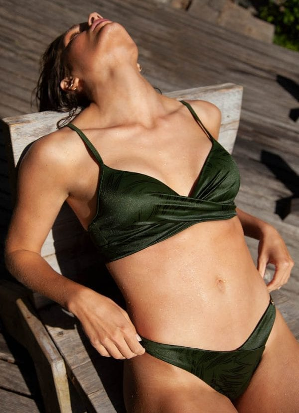 Beachlife swimwear Pesto bikini SS21